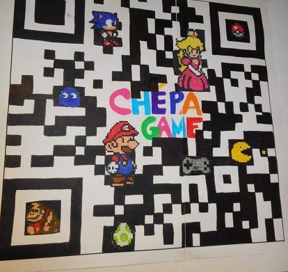 Le Chepa-Game – projet QR code 61-52